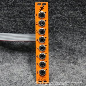 Expert Sleepers ES-4 Gate Expander【中古】<img class='new_mark_img2' src='//img.shop-pro.jp/img/new/icons39.gif' style='border:none;display:inline;margin:0px;padding:0px;width:auto;' />