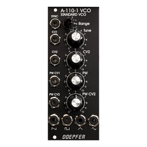 Doepfer A-110-1V Standard VCO<img class='new_mark_img2' src='//img.shop-pro.jp/img/new/icons5.gif' style='border:none;display:inline;margin:0px;padding:0px;width:auto;' />