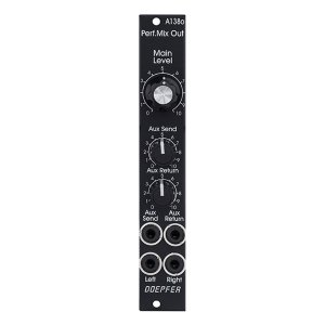 Doepfer | A-138oV Performance Mixer Out