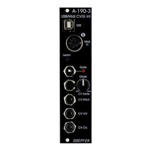 Doepfer A-190-3V MIDI/USB CV Interface