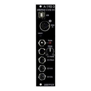 Doepfer | A-190-3V MIDI/USB CV Interface