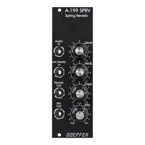 Doepfer A-199V Federhall / Spring Reverb<img class='new_mark_img2' src='//img.shop-pro.jp/img/new/icons5.gif' style='border:none;display:inline;margin:0px;padding:0px;width:auto;' />