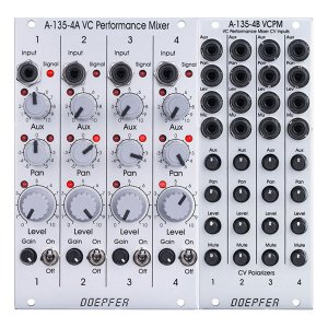 Doepfer A-135-4AB VC Performance Mixer