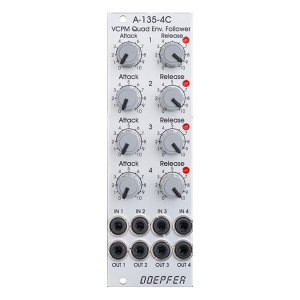 Doepfer | A-135-4C VCPM Quad Env. Follower