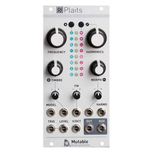 Mutable Instruments Plaits<img class='new_mark_img2' src='//img.shop-pro.jp/img/new/icons5.gif' style='border:none;display:inline;margin:0px;padding:0px;width:auto;' />