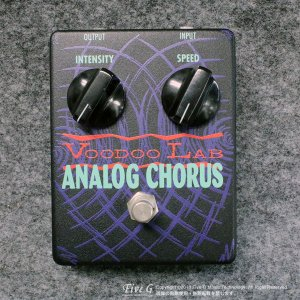 VooDoo lab ANALOG CHORUS<img class='new_mark_img2' src='//img.shop-pro.jp/img/new/icons7.gif' style='border:none;display:inline;margin:0px;padding:0px;width:auto;' />
