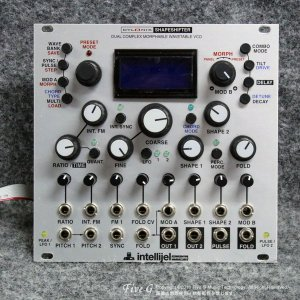 Intellijel Designs Cylonix Shape Shifter【中古】<img class='new_mark_img2' src='//img.shop-pro.jp/img/new/icons7.gif' style='border:none;display:inline;margin:0px;padding:0px;width:auto;' />