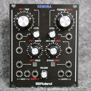 Roland DEMORA Modular Delay 【店頭展示品処分特価!】<img class='new_mark_img2' src='//img.shop-pro.jp/img/new/icons20.gif' style='border:none;display:inline;margin:0px;padding:0px;width:auto;' />