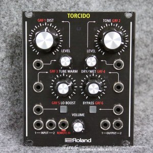 Roland TORCIDO Modular Distortion【店頭展示品処分特価!】<img class='new_mark_img2' src='//img.shop-pro.jp/img/new/icons20.gif' style='border:none;display:inline;margin:0px;padding:0px;width:auto;' />