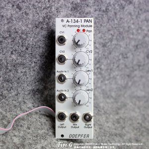 Doepfer A-134-1 Voltage Controlled Panning【中古】