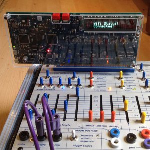 Buchla iProgram Card