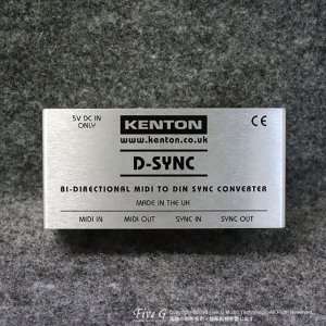KENTON D-SYNC【中古】<img class='new_mark_img2' src='//img.shop-pro.jp/img/new/icons7.gif' style='border:none;display:inline;margin:0px;padding:0px;width:auto;' />