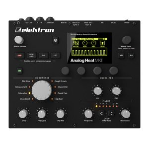 Elektron Analog Heat MKII<img class='new_mark_img2' src='//img.shop-pro.jp/img/new/icons5.gif' style='border:none;display:inline;margin:0px;padding:0px;width:auto;' />