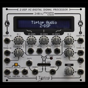 Tiptop Audio Z-DSP VC-DSP【旧パネル特価!】<img class='new_mark_img2' src='//img.shop-pro.jp/img/new/icons20.gif' style='border:none;display:inline;margin:0px;padding:0px;width:auto;' />