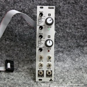 Intellijel uVCA ii【中古】<img class='new_mark_img2' src='//img.shop-pro.jp/img/new/icons7.gif' style='border:none;display:inline;margin:0px;padding:0px;width:auto;' />