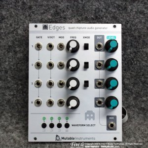 Mutable Instruments | Edges 【B級品処分特価!】