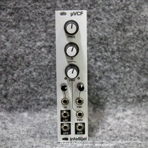 Intellijel Designs Micro VCF【中古】<img class='new_mark_img2' src='//img.shop-pro.jp/img/new/icons7.gif' style='border:none;display:inline;margin:0px;padding:0px;width:auto;' />