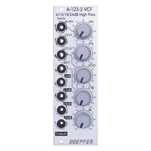 Doepfer A-123-2 6/12/18/24 dB Highpass<img class='new_mark_img2' src='//img.shop-pro.jp/img/new/icons5.gif' style='border:none;display:inline;margin:0px;padding:0px;width:auto;' />