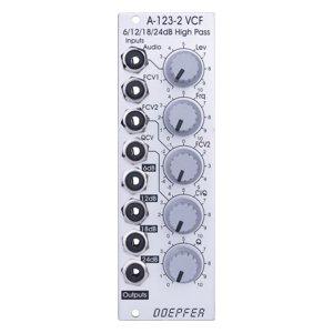 Doepfer | A-123-2 6/12/18/24 dB Highpass