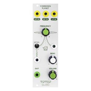 Tiptop Audio | Forbidden Planet