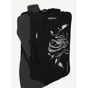 Tiptop Audio Mantis Travel Bag - Stack Spaghetti
