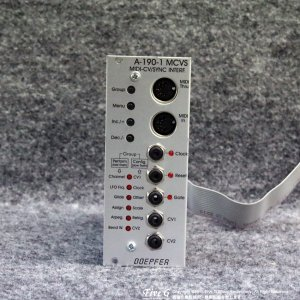 Doepfer A-190 MIDI-to-CV/Gate/Sync Interface【中古】