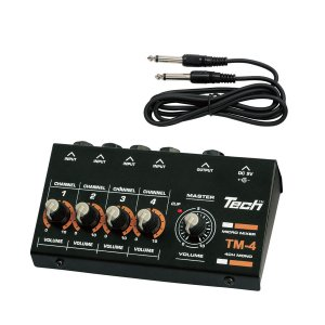 TECH | TM-4 4ch Micro Mixer