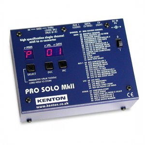 KENTON | PRO-SOLO MkII【アウトレット品処分特価!】<img class='new_mark_img2' src='//img.shop-pro.jp/img/new/icons20.gif' style='border:none;display:inline;margin:0px;padding:0px;width:auto;' />