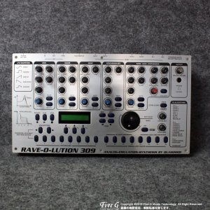 QUASIMIDI Rave-O-Lution 309 Full 現状【中古】