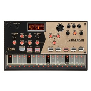 KORG | volca drum<img class='new_mark_img2' src='//img.shop-pro.jp/img/new/icons5.gif' style='border:none;display:inline;margin:0px;padding:0px;width:auto;' />