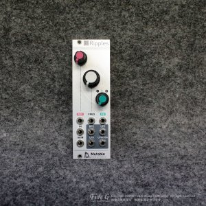 Mutable Instruments Ripples【中古】
