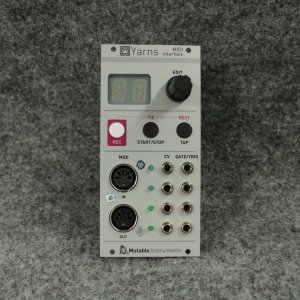 Mutable Instruments Yarns【箱キズB級品特価】