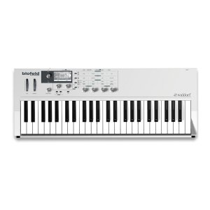 Waldorf | Blofeld Keyboard White<img class='new_mark_img2' src='//img.shop-pro.jp/img/new/icons29.gif' style='border:none;display:inline;margin:0px;padding:0px;width:auto;' />