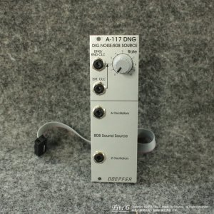 Doepfer | A-117 DNG / 808 Digital Noise / Random Clock / 808 Source【中古】