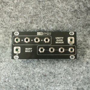 Synthrotek | UNITY GAIN MIXER/  BUFF MULT【中古】