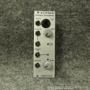 Doepfer A-119 External Input / Env Follower【中古】