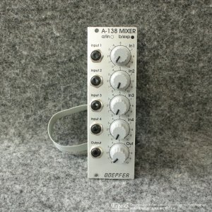 Doepfer | A-138b Mixer Log【中古】