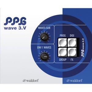Waldorf | PPG Wave 3.V(ダウンロード版)