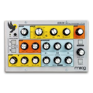 Moog | Sirin<img class='new_mark_img2' src='//img.shop-pro.jp/img/new/icons5.gif' style='border:none;display:inline;margin:0px;padding:0px;width:auto;' />