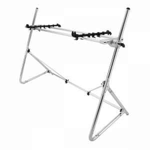 SEQUENZ | Standard-L-SV KEYBOARD STAND