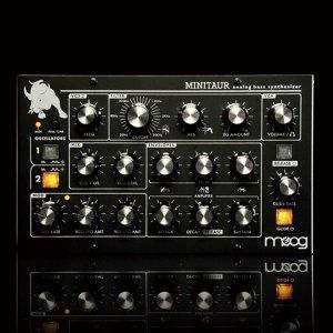 Moog | Minitaur