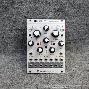 Mutable Instruments | Marbles【中古】<img class='new_mark_img2' src='//img.shop-pro.jp/img/new/icons7.gif' style='border:none;display:inline;margin:0px;padding:0px;width:auto;' />