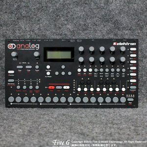 ELEKTRON | Analog Four【中古】<img class='new_mark_img2' src='//img.shop-pro.jp/img/new/icons41.gif' style='border:none;display:inline;margin:0px;padding:0px;width:auto;' />