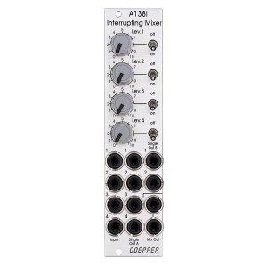 Doepfer | A-138i Interrupting Mixer