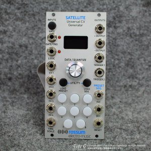 Rossum Electro-Music | Satellite【中古】<img class='new_mark_img2' src='//img.shop-pro.jp/img/new/icons41.gif' style='border:none;display:inline;margin:0px;padding:0px;width:auto;' />