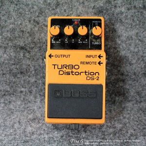 BOSS | DS-2 TURBO Distortion 現状【中古】<img class='new_mark_img2' src='//img.shop-pro.jp/img/new/icons41.gif' style='border:none;display:inline;margin:0px;padding:0px;width:auto;' />