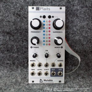 Mutable Instruments | Plaits【中古】<img class='new_mark_img2' src='//img.shop-pro.jp/img/new/icons7.gif' style='border:none;display:inline;margin:0px;padding:0px;width:auto;' />