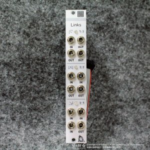 Mutable Instruments | Links【中古】<img class='new_mark_img2' src='//img.shop-pro.jp/img/new/icons7.gif' style='border:none;display:inline;margin:0px;padding:0px;width:auto;' />