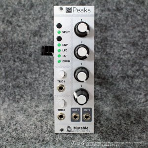 Mutable Instruments | Peaks【中古】<img class='new_mark_img2' src='//img.shop-pro.jp/img/new/icons7.gif' style='border:none;display:inline;margin:0px;padding:0px;width:auto;' />