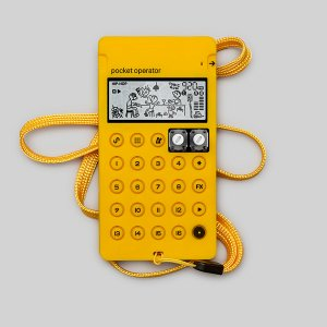Teenage Engineering | CA-X yellow generic case<img class='new_mark_img2' src='//img.shop-pro.jp/img/new/icons5.gif' style='border:none;display:inline;margin:0px;padding:0px;width:auto;' />
